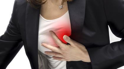 la crise cardiaque chez les jeunes femmes peut arriver sans signes de douleur thoracique. Black Bedroom Furniture Sets. Home Design Ideas